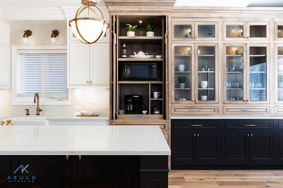 Azule Kitchens Barzotti Custom Design Best Kitchen Cabinets