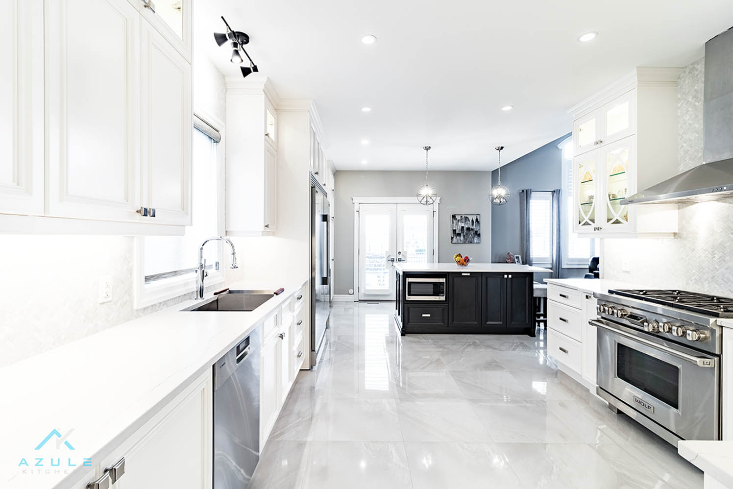 Azule Kitchens – Provides the Best Home Renovation Designs