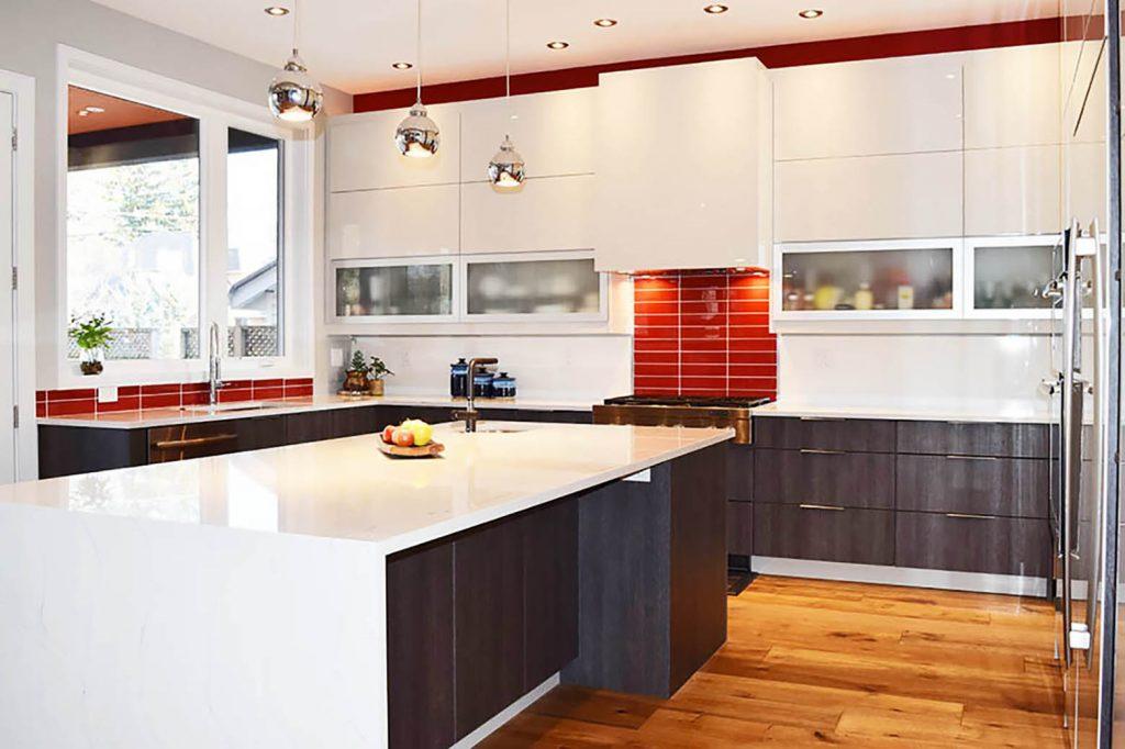 Contemporary Kitchen Cabinets Azule Kitchens In Hamilton Ontario Robbery