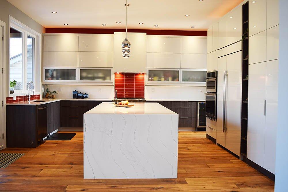 Modern Kitchen Design Oakville Ontario
