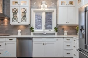 Azule Kitchens  – Transitional Kitchen Cabinets