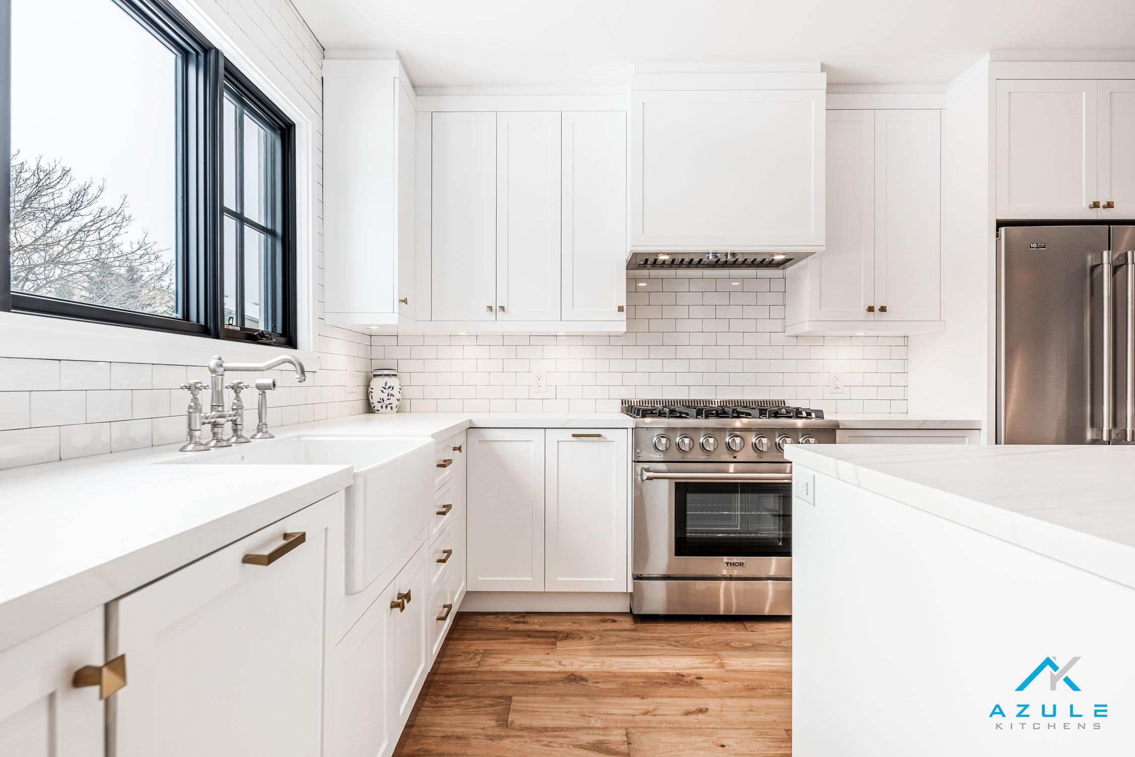 Ryan Tilstra Design Azule Kitchens