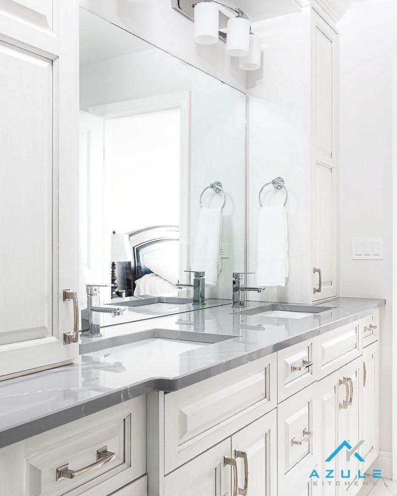Azule Kitchens Tremendous Bathroom Redesigning