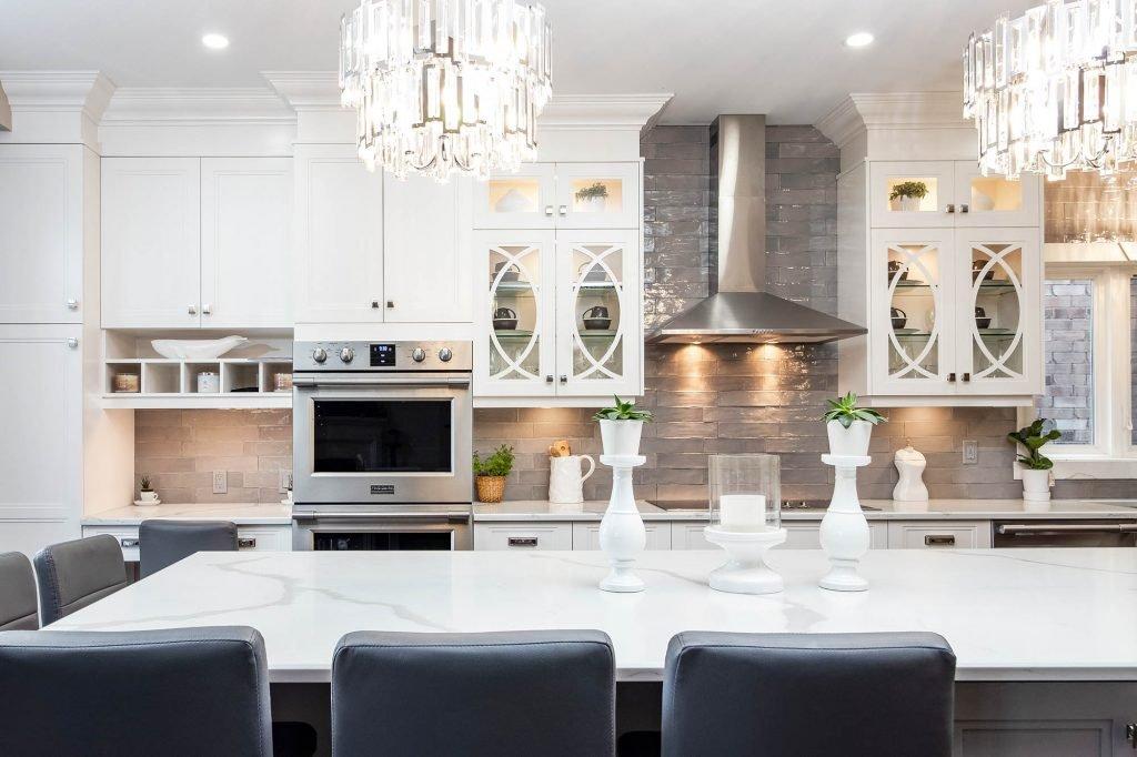 Stunning Home Decor Kitchen Cabinets
