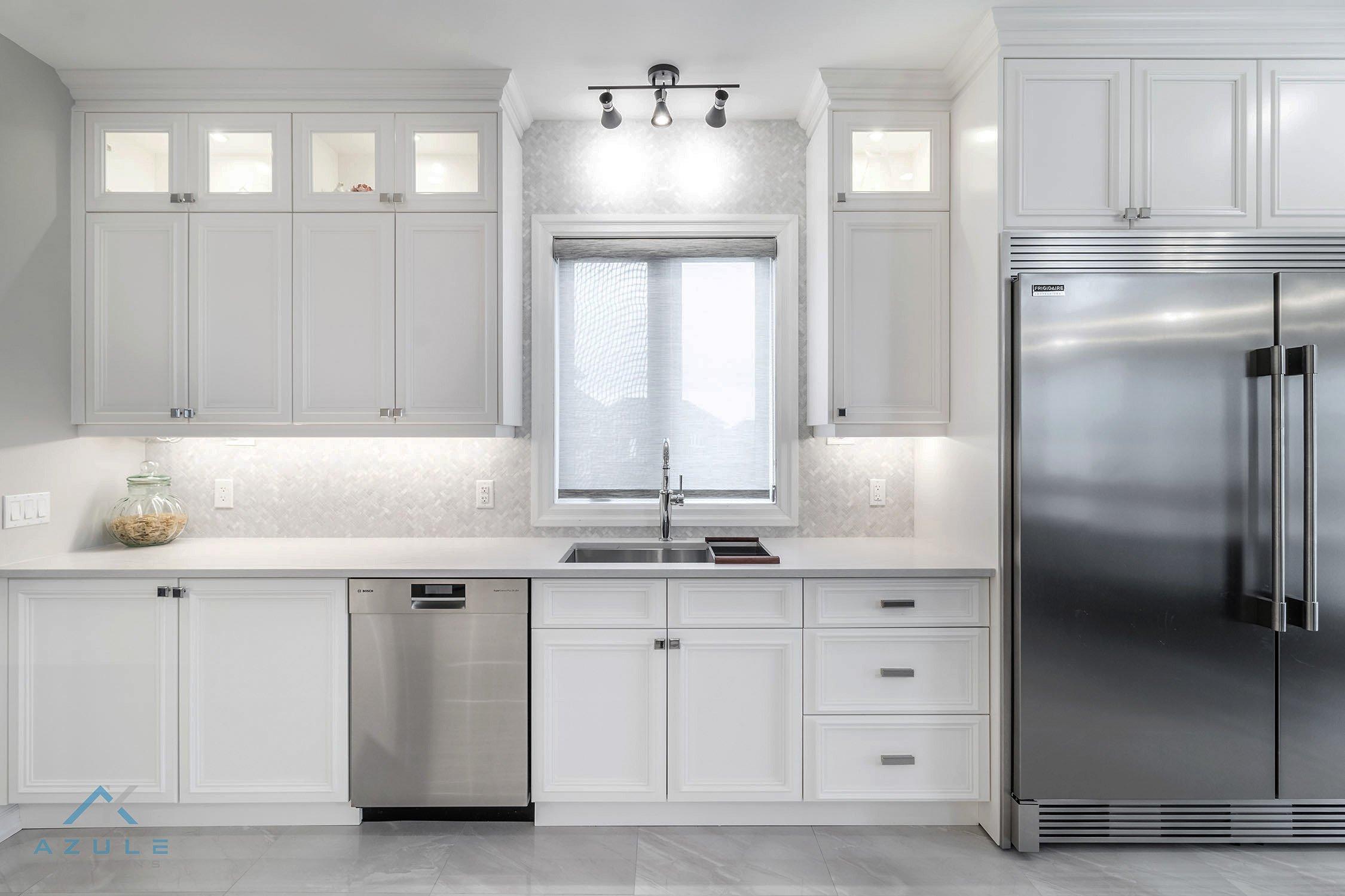 New Kitchen Designs Hamilton Azule Kitchens