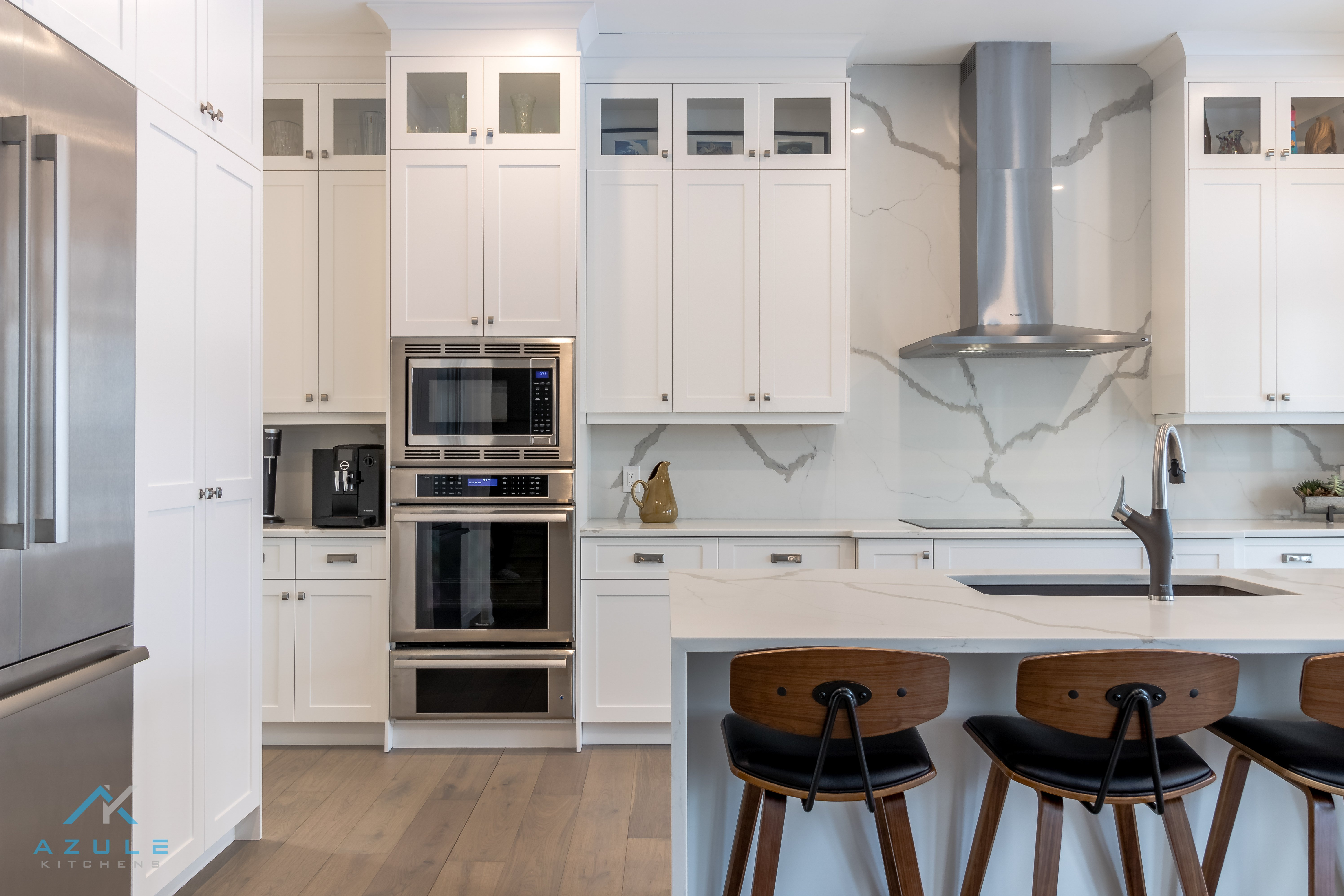 Azule Kitchens – Change the Look of your Kitchen with Custom Kitchen Cabinets