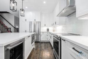 Azule Kitchens- Inspiring White Kitchen Decors