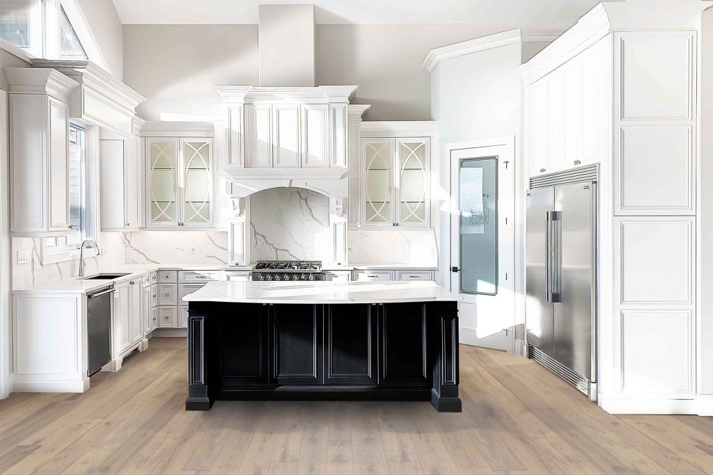Azule Kitchens _ Spacious Kitchens with Stunning Cabinetry Services
