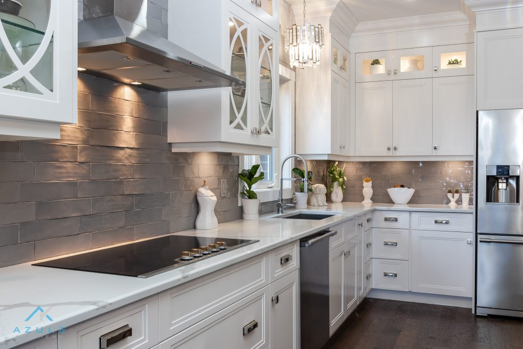 Azule Kitchens - Well Organized Kitchens with Cabinetry Services