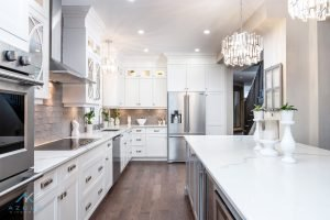 Azule kitchens – Enhancing Kitchen's Décor with Modern White Cabinets