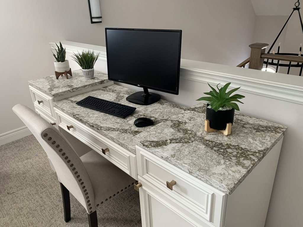 Custom Cabinetry Desk