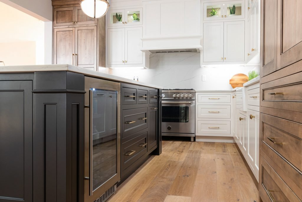 Custom Cabinets By Ryan Tilstra At Azule Kitchens
