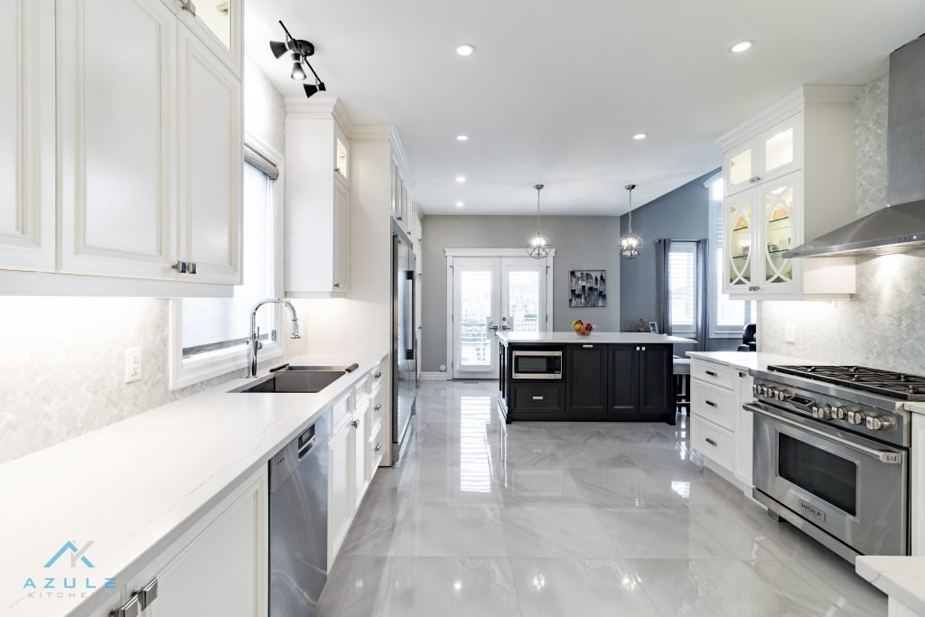 Azule Kitchens - High End Redesigning Services
