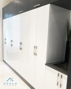 Azule Kitchens – Build a Mudroom or Built In Unit with Us