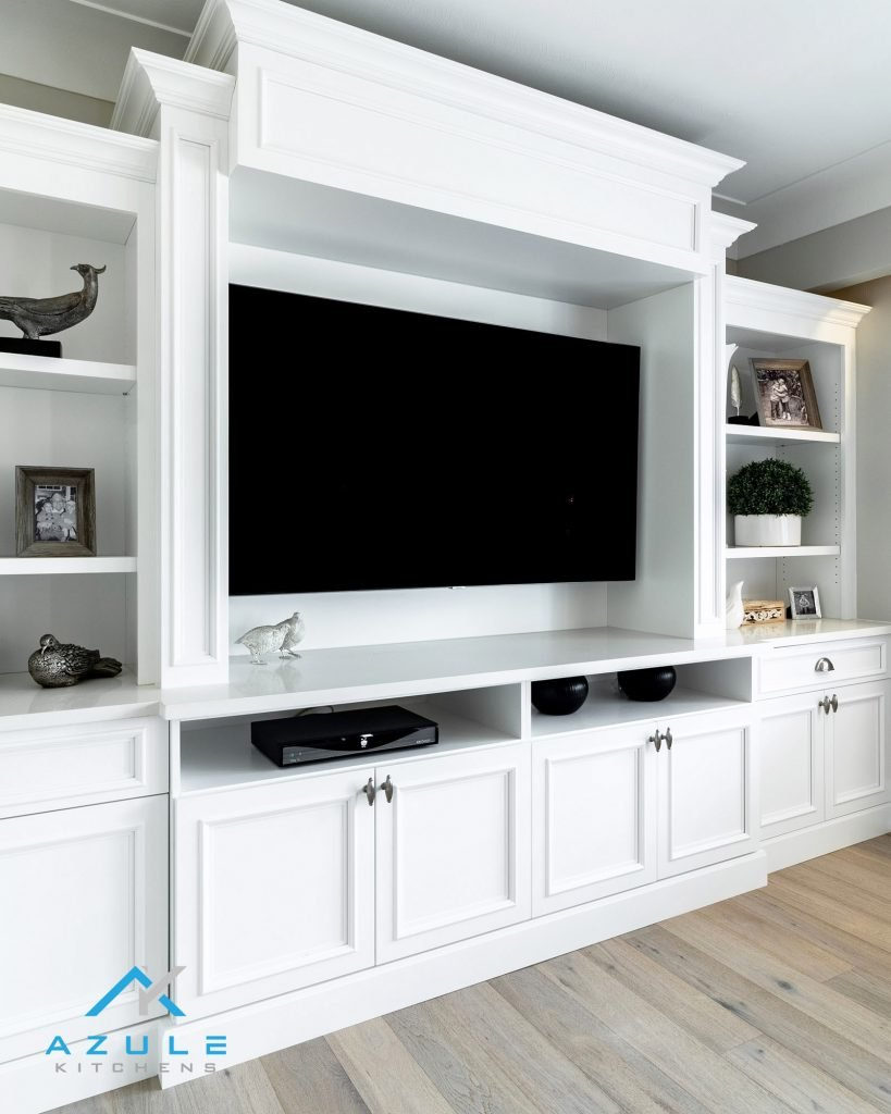 Azule Kitchens - Built In Cabinets For Entertainment Rooms
