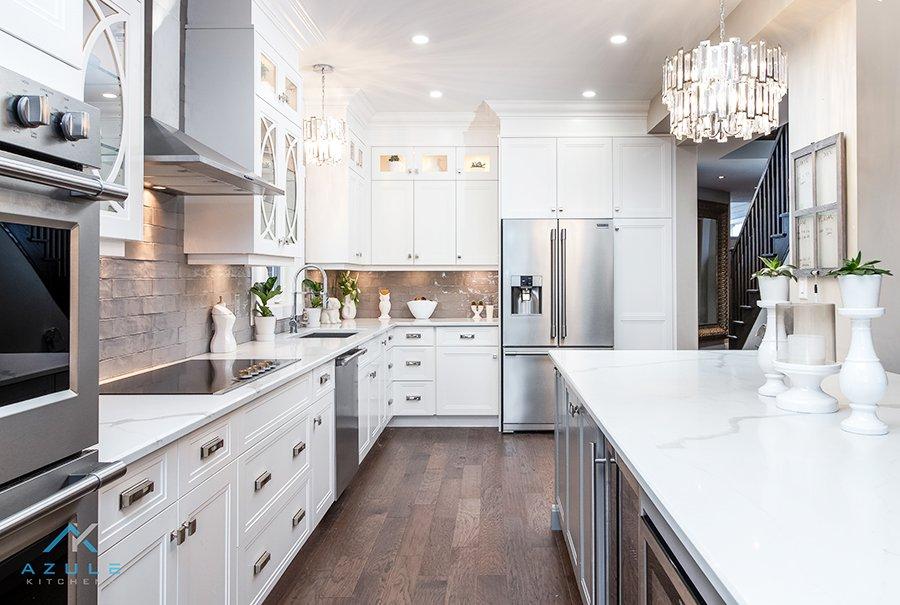 Homepage Azule Kitchens