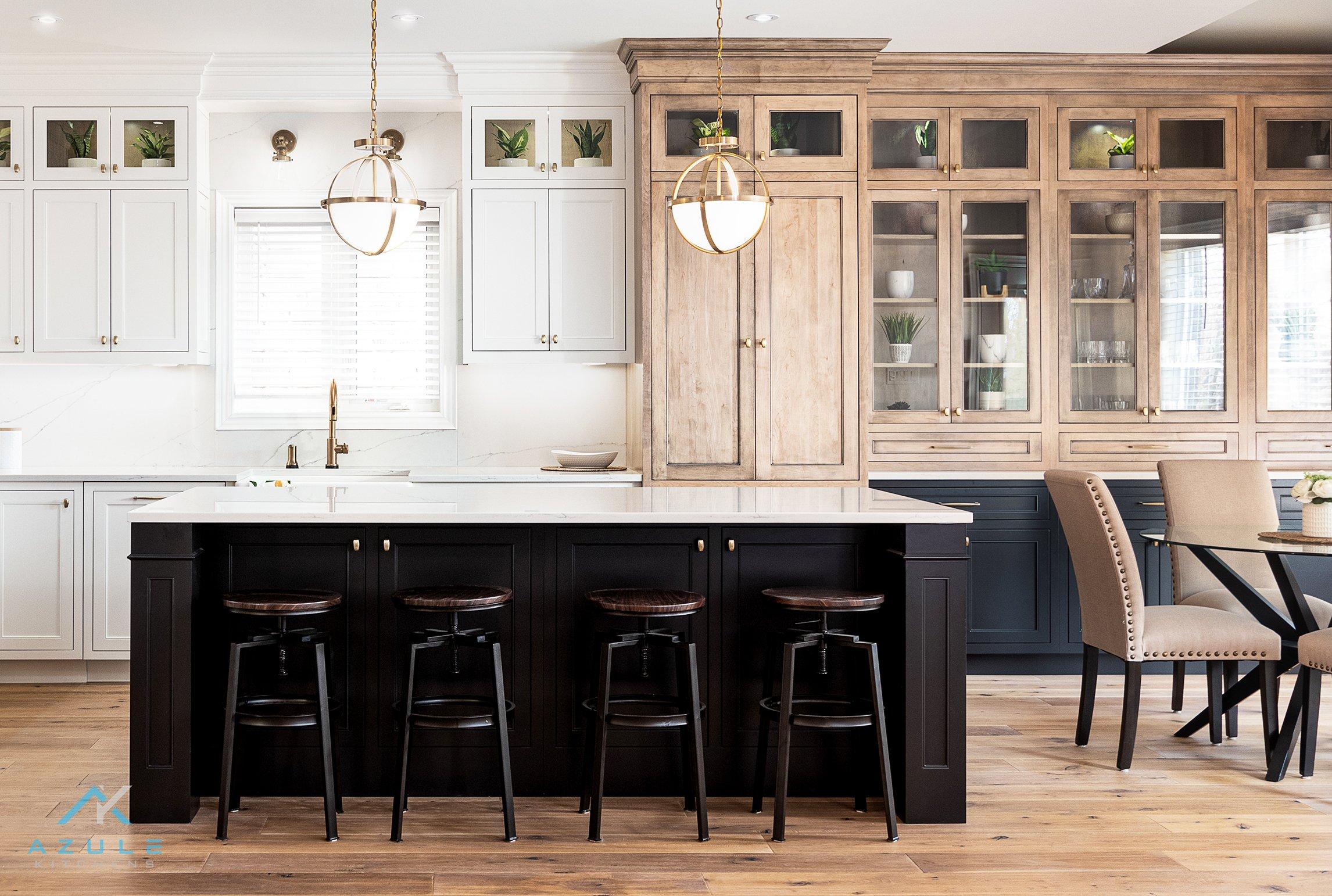 Kitchen Renovations By Azule Kitchens Oakville Ontario