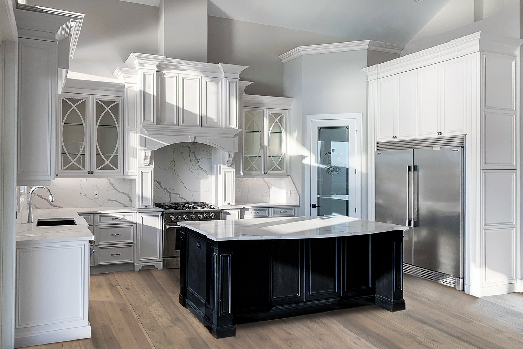 Azule Kitchens Stoney Creek Ontario – Choose White Kitchen Cabinets Forever!
