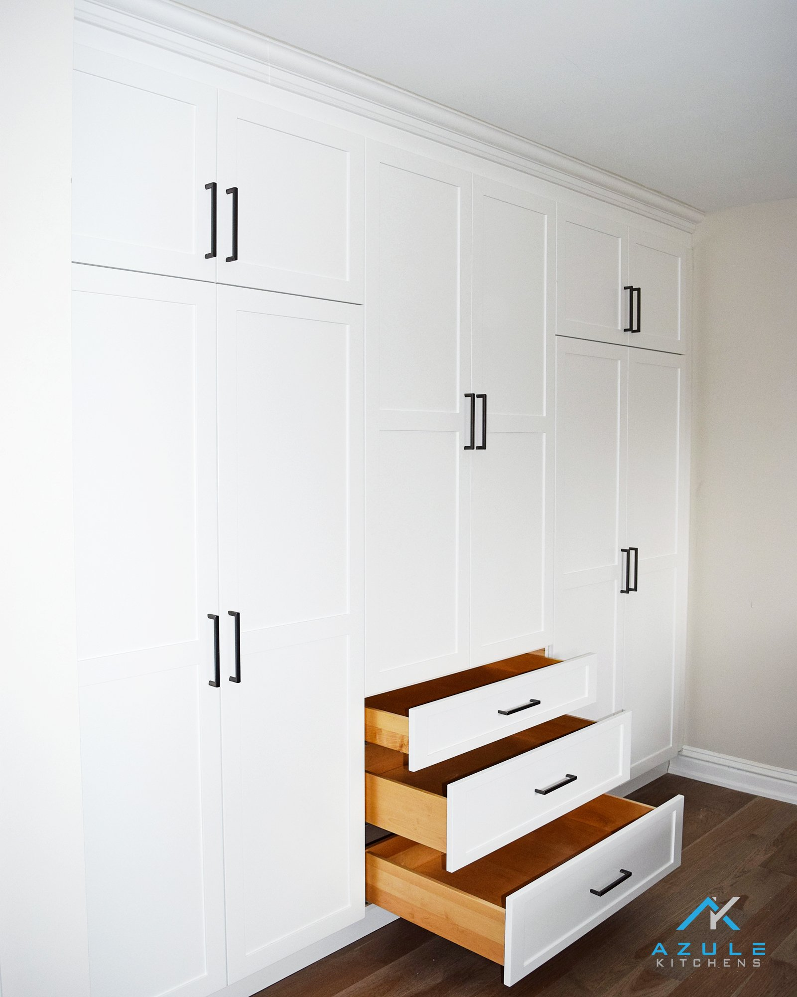 Azule Kitchens Walk In Closet Ryan Tilstra And Bethany Tilstra