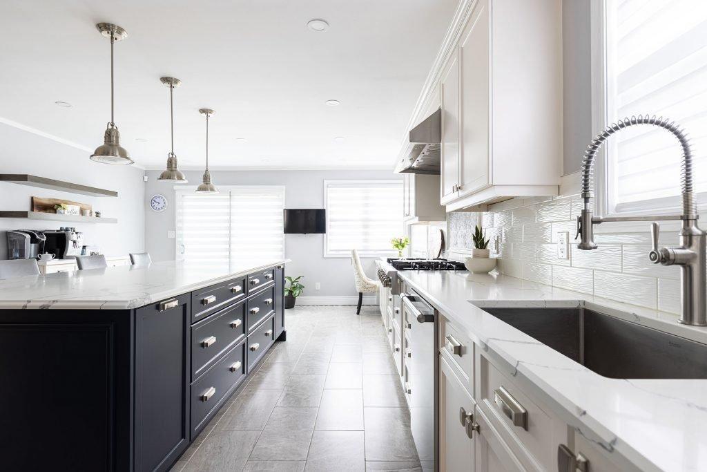 Bethany Tilstra And Ryan Tilstra Designers Azule Kitchens