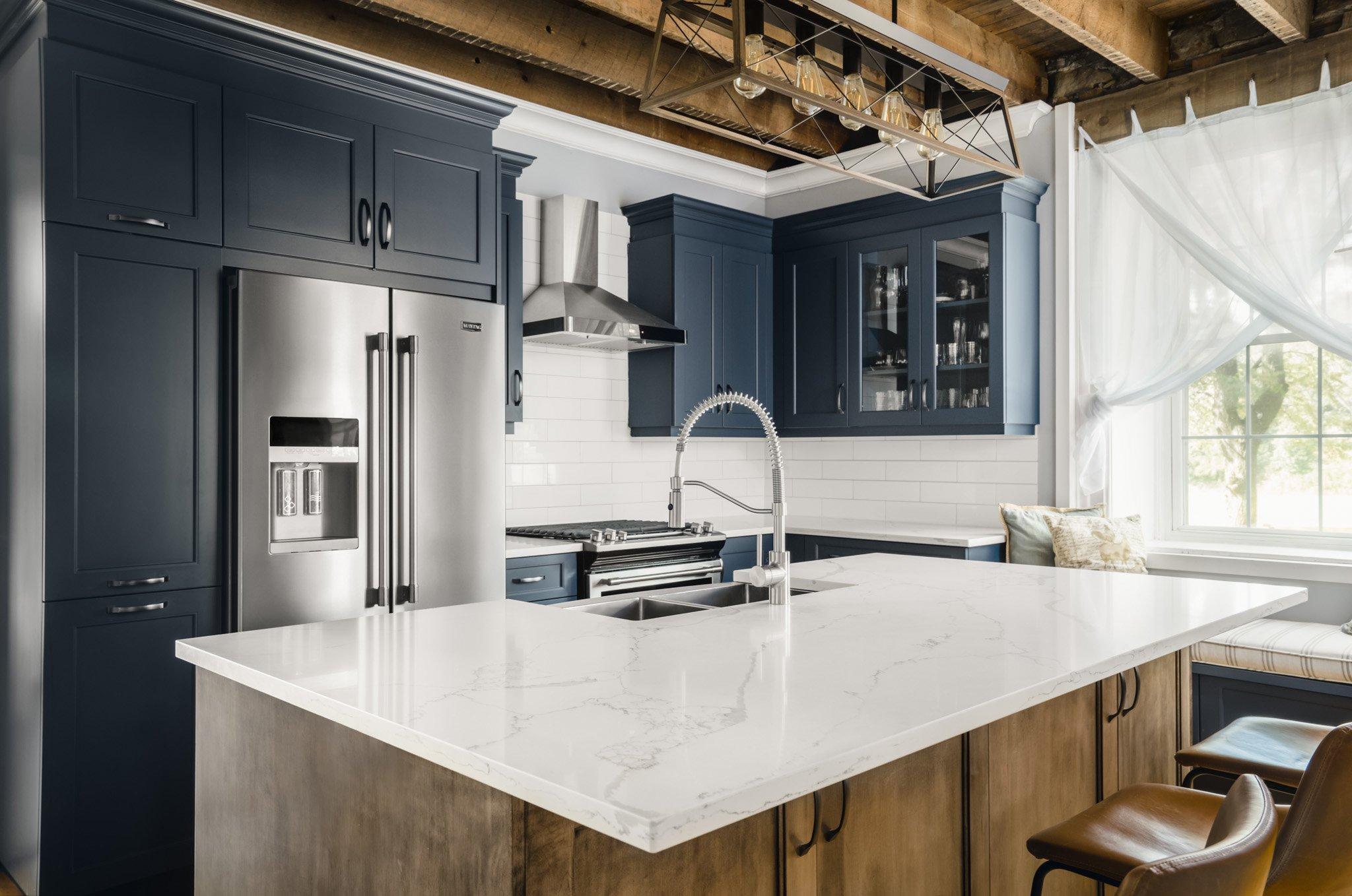Farmhosue Kitchen Cabinets Burlington Oakville Ontario