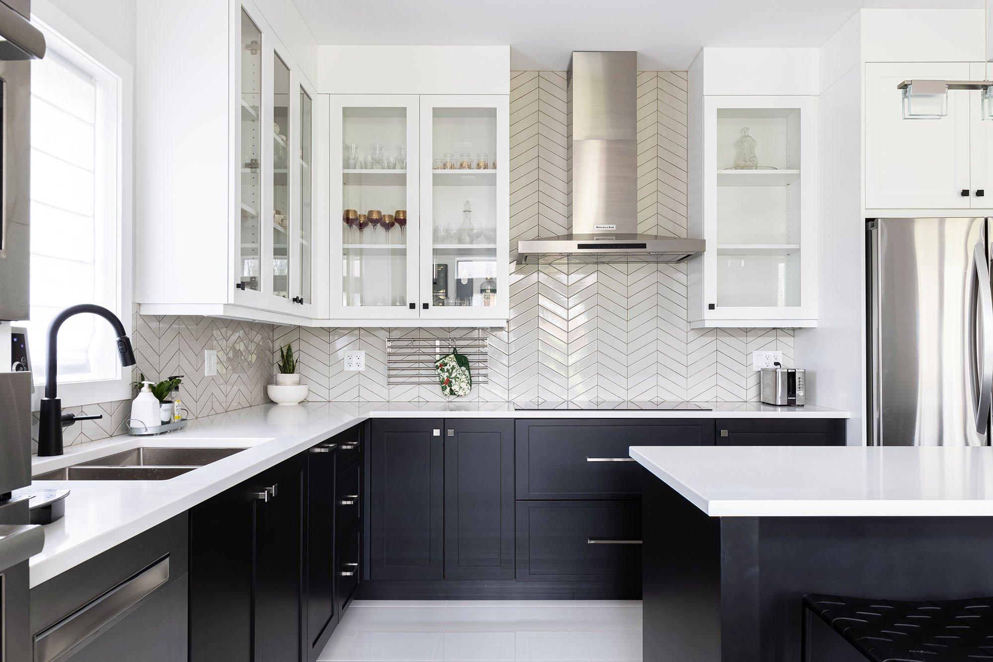 Kitchen Renovation Oakville Azule Kitchens