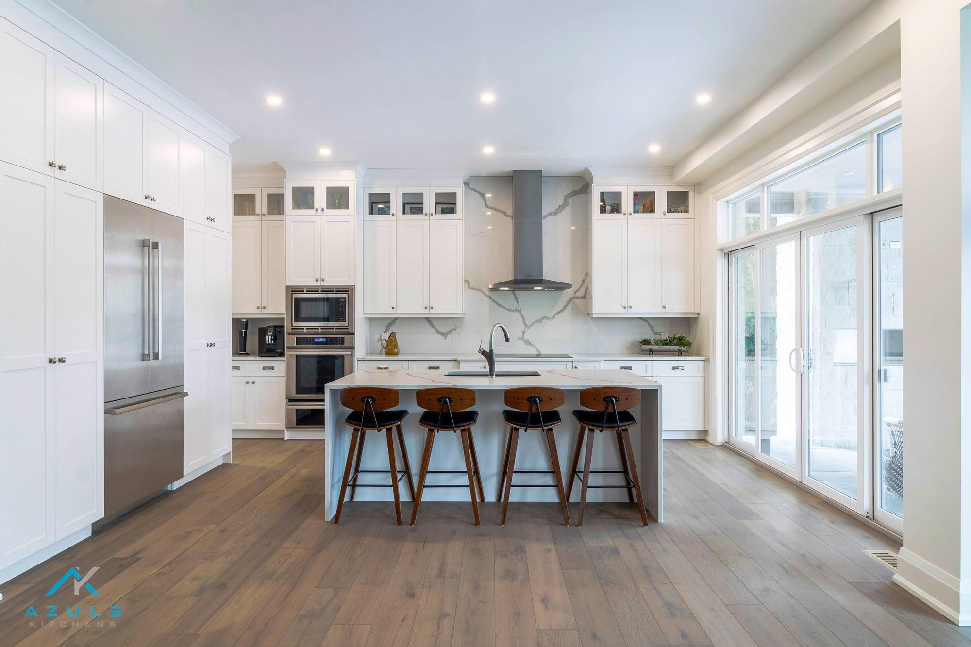 Best Kitchen Design Azule Kitchens