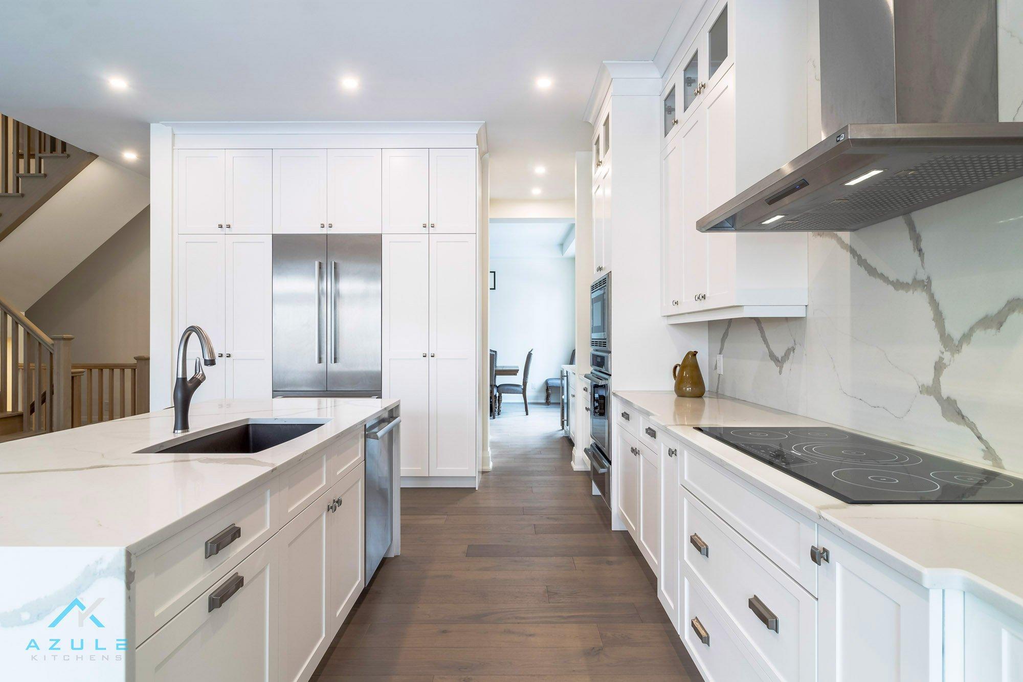 New Kitchen Burlington Ontario